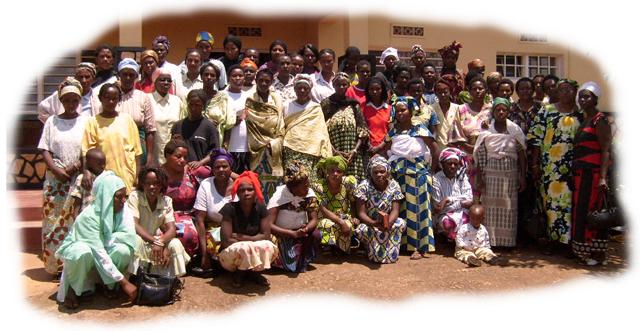 Frauen von Tubahumurize